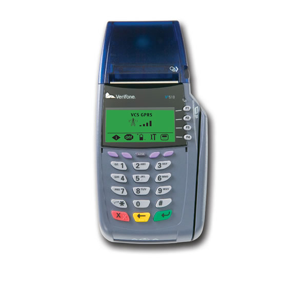 verifone pos machine