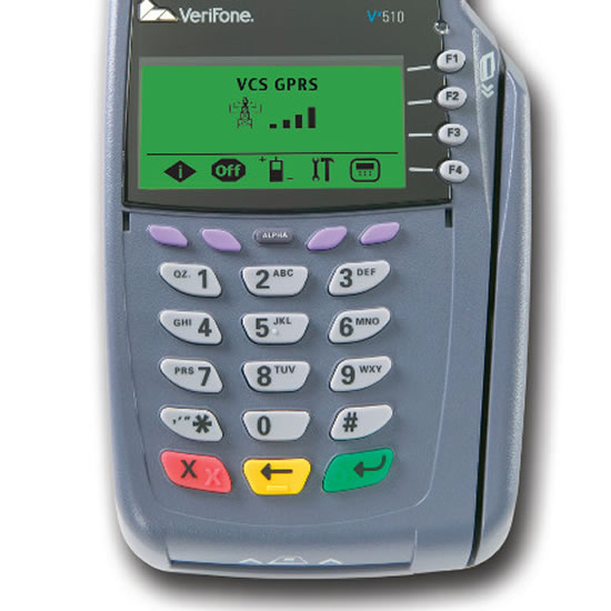 Verifone VX510 (End of Product Life) | EFTPOS Systems Limited